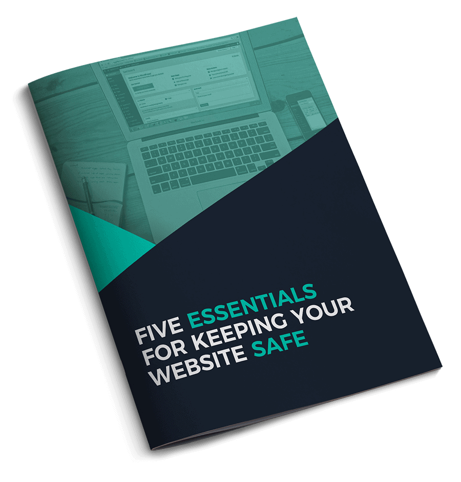 Cober Image for the keeping your website safe e-book